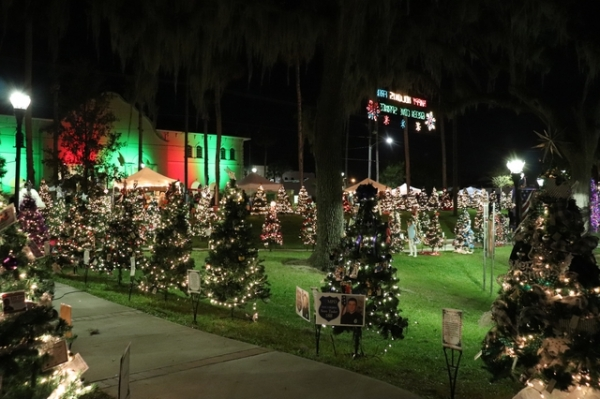 2020 Green Cove Springs Parade of Trees